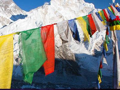 Trekking til Mount Everest Base Camp
